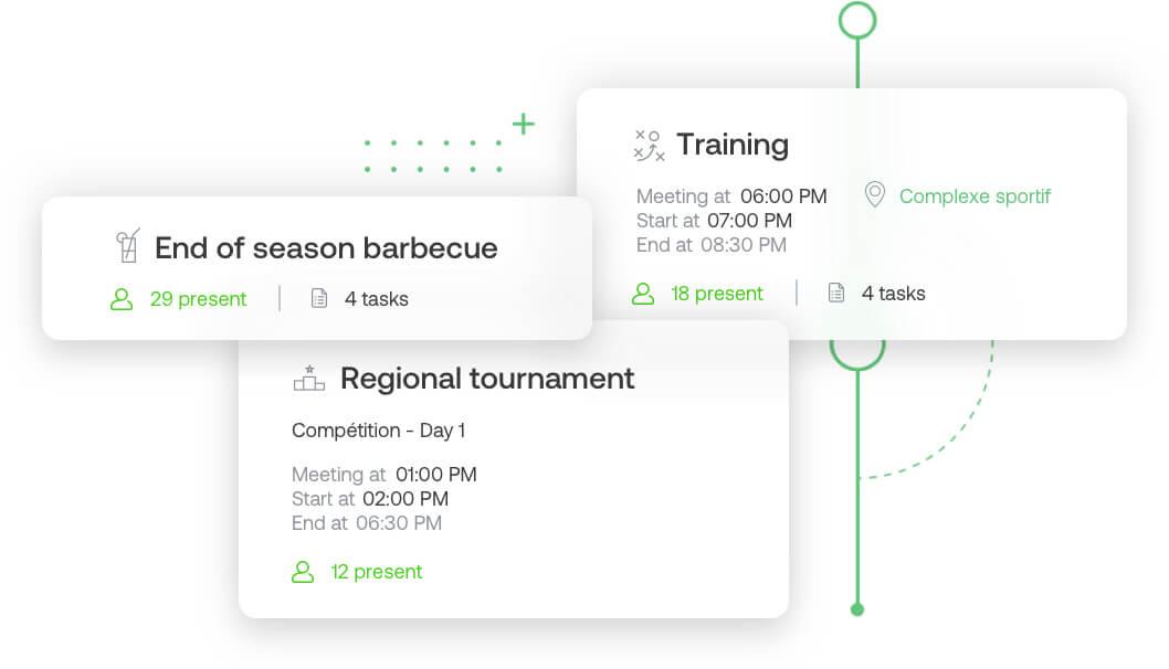 Simplified team management