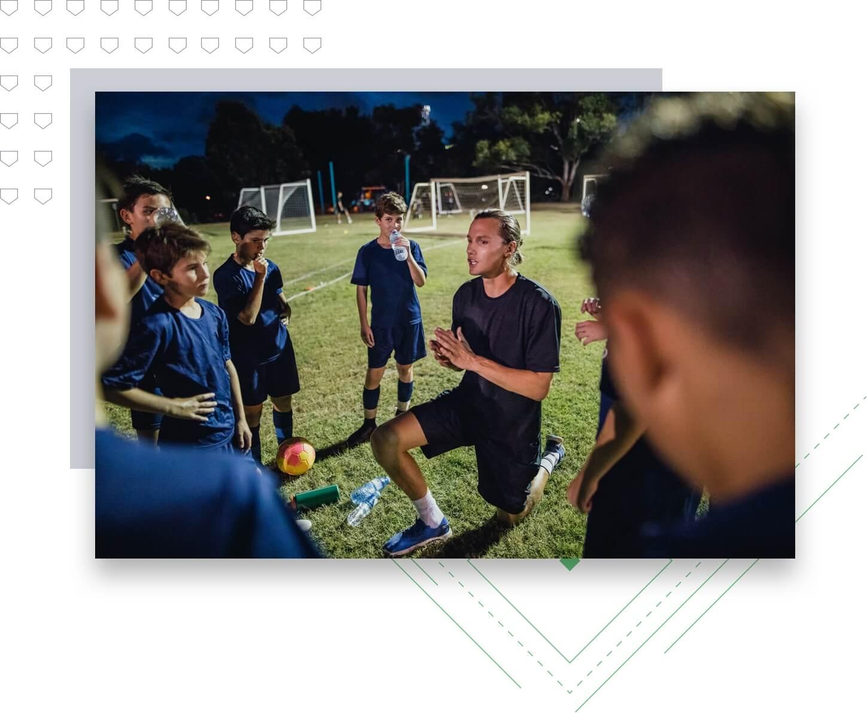 Für Ihren Amateursportverein: Erstellen Sie seinen Bereich auf SportEasy und verwalten Sie ihn mit mehr Gelassenheit.